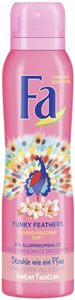 Fa Funky Feathers Deo Spray