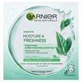 Garnier Moisture + Freshness Szuper Hidratáló, Tisztító Textil Maszk