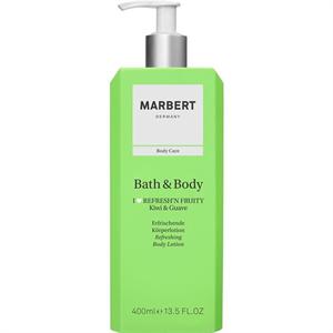Marbert Bath & Body Körperlotion Kiwi & Guave