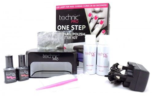 Technic Pro Gel Nail Polish Starter Kit