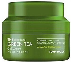Tonymoly The Chok Chok Green Tea Gel Cream