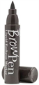 Barry M Liquid Eyebrow Marker Brown Pen