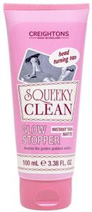 Creightons Squeeky Clean Glow Stopper Instant Tan Matte - Önbarnító Krém