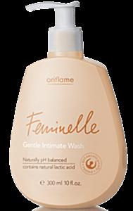 Oriflame Feminelle Bőrnyugtató Intimlemosó