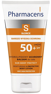 Pharmaceris Hydro-Lipid & Protective Face Cream SPF50+