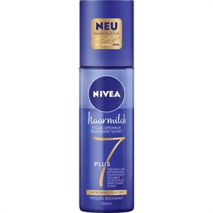 Nivea Haarmilch Spray Vastag Szálú Hajra