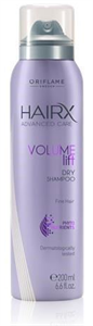 Oriflame HairX Advanced Care Volume Lift Hajdúsító Szárazsampon
