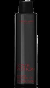 Oriflame Love Potion Érzéki Masszázsolaj