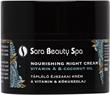 Sara Beauty Spa Tápláló Éjszakai Krém A Vitamin & Kókuszolaj