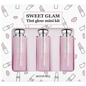 Secret Key Sweet Glam Tint Glow Mini Ajaktinta Szett