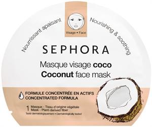 Sephora Coconut Face Mask