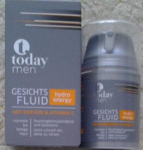 Today Men Hydro Energy Krém