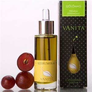 Vanita Szőlőmagolaj Szérum E-vitaminnal