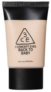 3 Concept Eyes Back To Baby BB Cream SPF35/PA++
