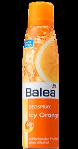 Balea Icy Orange Deo Spray