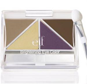 e.l.f. Essential Brightening Eye Color Quattro Szemhéjpúder