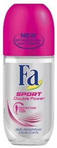Fa Sport Double Power, Sporty Fresh Roll-On