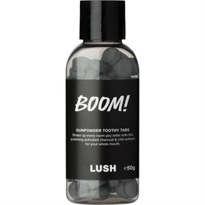 Lush Boom! Fogtabletta