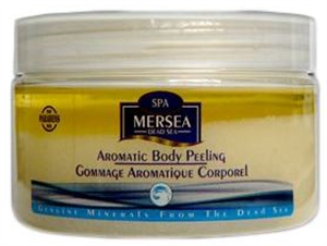 Mersea Dead Sea Aromatic Body Peeling With Natural Oils & Dead Sea Salt