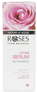 Nature of Agiva Roses Lifting Serum