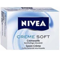 Nivea Creme Soft Krémszappan