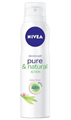 Nivea Pure & Natural Lotus Deo Spray