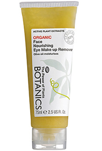 Boots Organic Face Nourishing Eye Make Up Remover