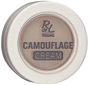 Rdel Young Camouflage Cream