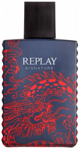 Replay Signature Red Dragon EDT