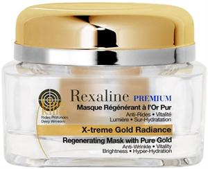 Rexaline Premium X-treme Gold Radiance Arcpakolás