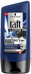 Schwarzkopf Taft Looks Electro Force Power Gel