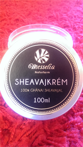 Messelia Naturfarm Sheavajkrém