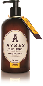 Ayres Pampas Sunrise Body Lotion Testápoló