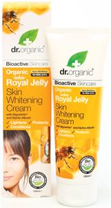 dr. Organic Méhpempő Bőrhalványító Krém