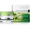 Eveline Garden of Nature Olive + Coenzyme Q10 Éjszakai Krém