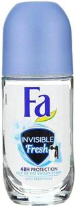 Fa Invisible Fresh 48H Protection Golyós Dezodor