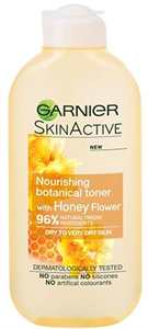 Garnier Skinactive Nourishing Botanical Honey Flowers Toner
