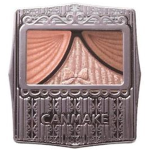 Canmake Juicy Pure Eyes Eyeshadow Trio