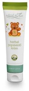 Natural Skin Care Herbal Baba Natúr Popsivédő Krém Shea Vajjal