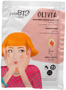 PuroBIO Cosmetics Lehúzható Pormaszk