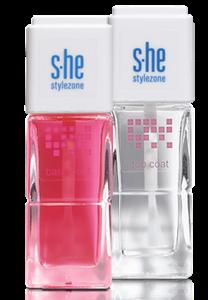S-He Stylezone Alapozó Körömlakk