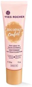 Yves Rocher Zéro Défaut Confort Nyom Nélküli Krémes Alapozó