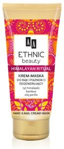 AA Ethnic Beauty Himalája Rituálé Kéz- és Körömápoló Krém-Maszk