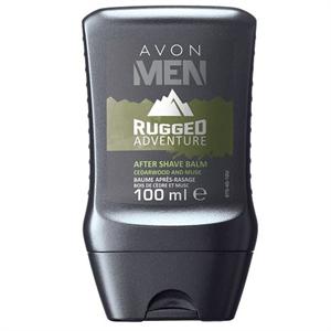Avon Men Rugged Adventure Borotválkozás Utáni Balzsam