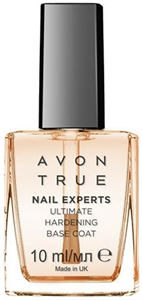 Avon True Nail Experts Ultimate Hardening Base Coat