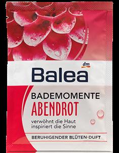 Balea Bademomente Abendrot Fürdősó