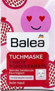 Balea Fancy Pomegranate Tuchmaske