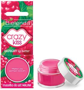 Bielenda Crazy Kiss Málna Ajakápoló Vaj