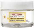 Burt's Bees Skin Nourishment Éjszakai Krém