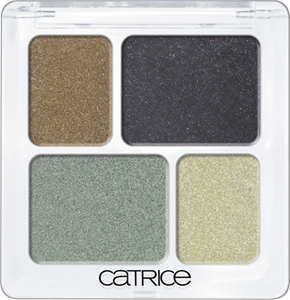 Catrice Absolute Eye Colour Quattro Szemhéjpúder